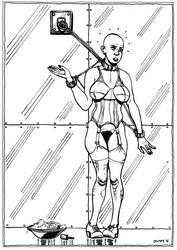 Poor-lil-slavegirl by johnnyola2000