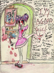 I'm a Good Girl by StygianRecluse