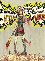 I Want to Kill Everybody Inda world by StygianRecluse