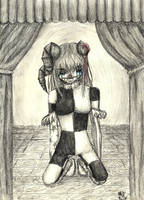 Circus Monster by StygianRecluse