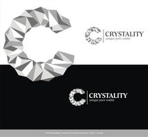CRYSTALITY LOGO by dewaaaa