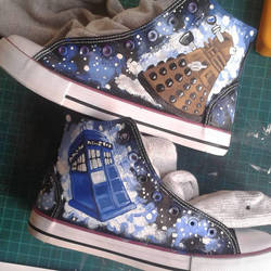 DR Who Shoes 2 by Gorfuru