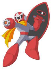 Protoman by Keiichi-K1