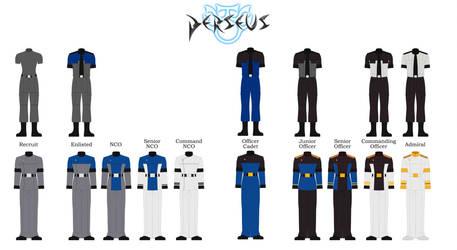 PERSEUS - Uniform Update by Keiichi-K1