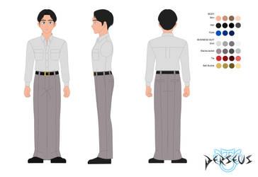 PERSEUS - Synclair Turnaround 1 by Keiichi-K1