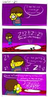 Underfell - Z!! by THEpinknekos