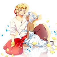 [C] Goddess festival by An1m4
