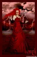 The Seven Deadly Sin - WRATH by Lady-Lilith666
