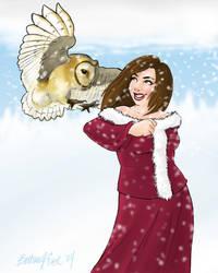 Winter Wonderland by crumpetbeast