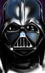 Darth VaderDarth Vader by beatwings
