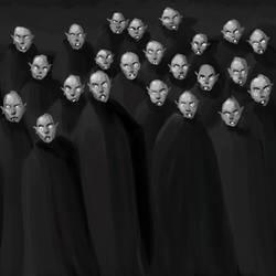 Nosferatu Family by KDJouineau