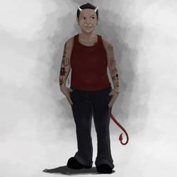 Handsome Devil by KDJouineau