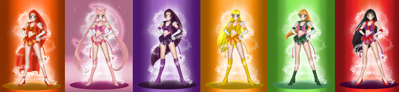 The Neo Scouts by DarkChyldeOne