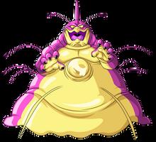 Dragon Ball GT - Rage Shenron Gigante by pyicis