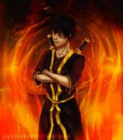 Prince Zuko by Suichah