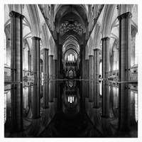 Salisbury Cathedral. UK 2013. by AdamMajchrzak
