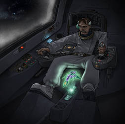 The Cockpit by dadarulz