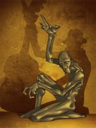 the Jazzman by dadarulz