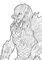 Tweezer Predator by Ronniesolano