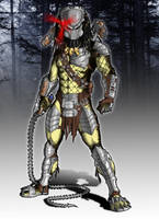 Wolf Predator by Ronniesolano