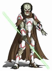 Jedi Pred by Ronniesolano