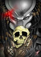 Predator Throphy by Ronniesolano