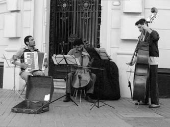 Musicos by caothicart