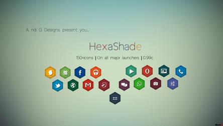 HexaShade Icon Pack by Gaurav93