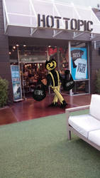 Sammy's Shopping Spree by Weretoons101