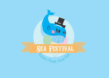 Sea Festival Logo by TheFriendlyAsassin