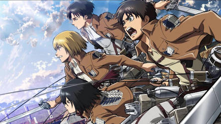 Attack on Titan  by animelover246810