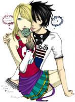 Scene Couples Are Cute by SakuraBlossom4