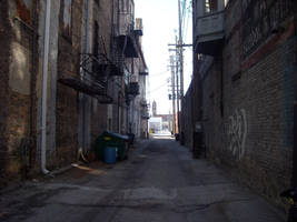 Alleyway -Stock- by Adin-Jenks