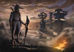 Ranger by IgorKR