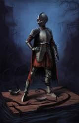 Knight by IgorKR