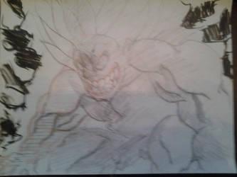 Blanka sketch by Josh99912