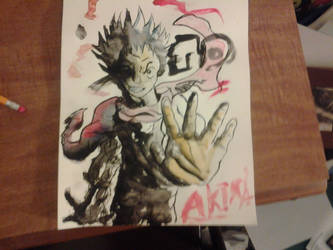 Tetsuo WATER color by Josh99912