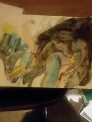 Max drawing  by Josh99912