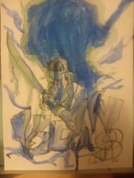 scott pilgrim by Josh99912