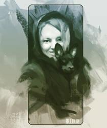 Allikin by Kyena