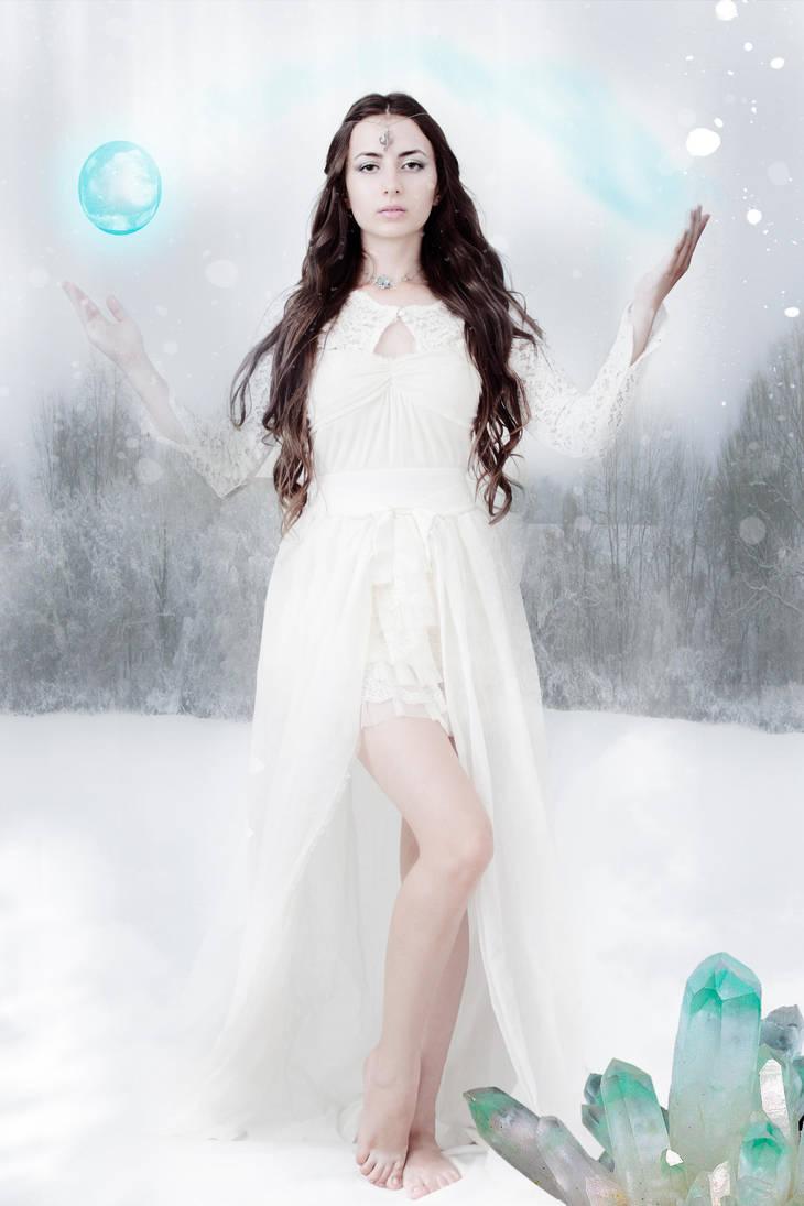 Winter Witch by KarmaRae