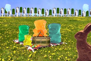 Gummy Bear Picnic by KarmaRae