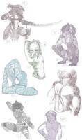 Yautja Dump by CreepinOn