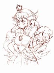 Princess by milkyliu