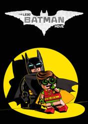 Lego batman by milkyliu