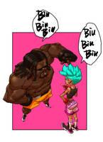 Boxing by milkyliu