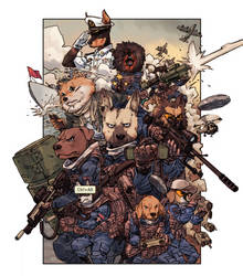 Operation Red Sea Cover by milkyliu