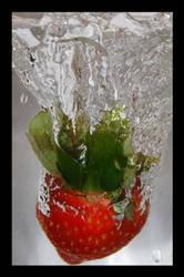 strawberry by qtwendy