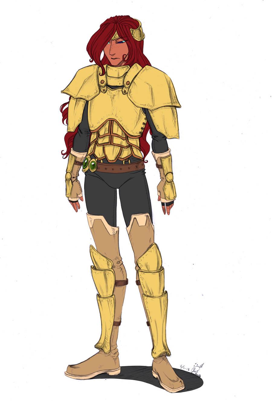 general Szona by LunaJMS