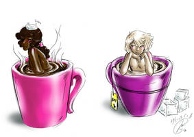 Drink up by LunaJMS